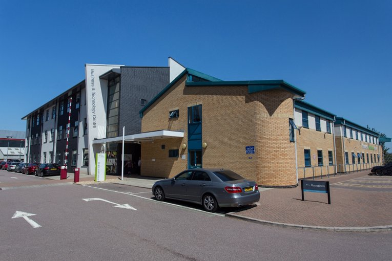 btc Stevenage - main building.jpg
