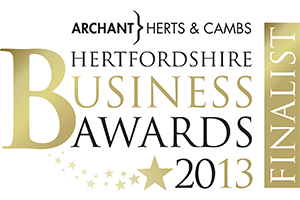 Herts Business Awards 2013