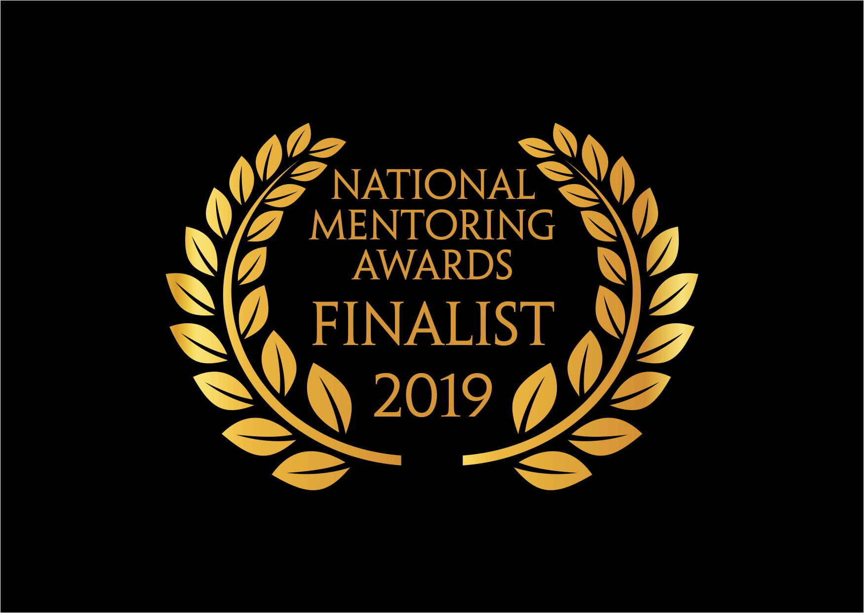 National Mentoring Award Finalist Logo